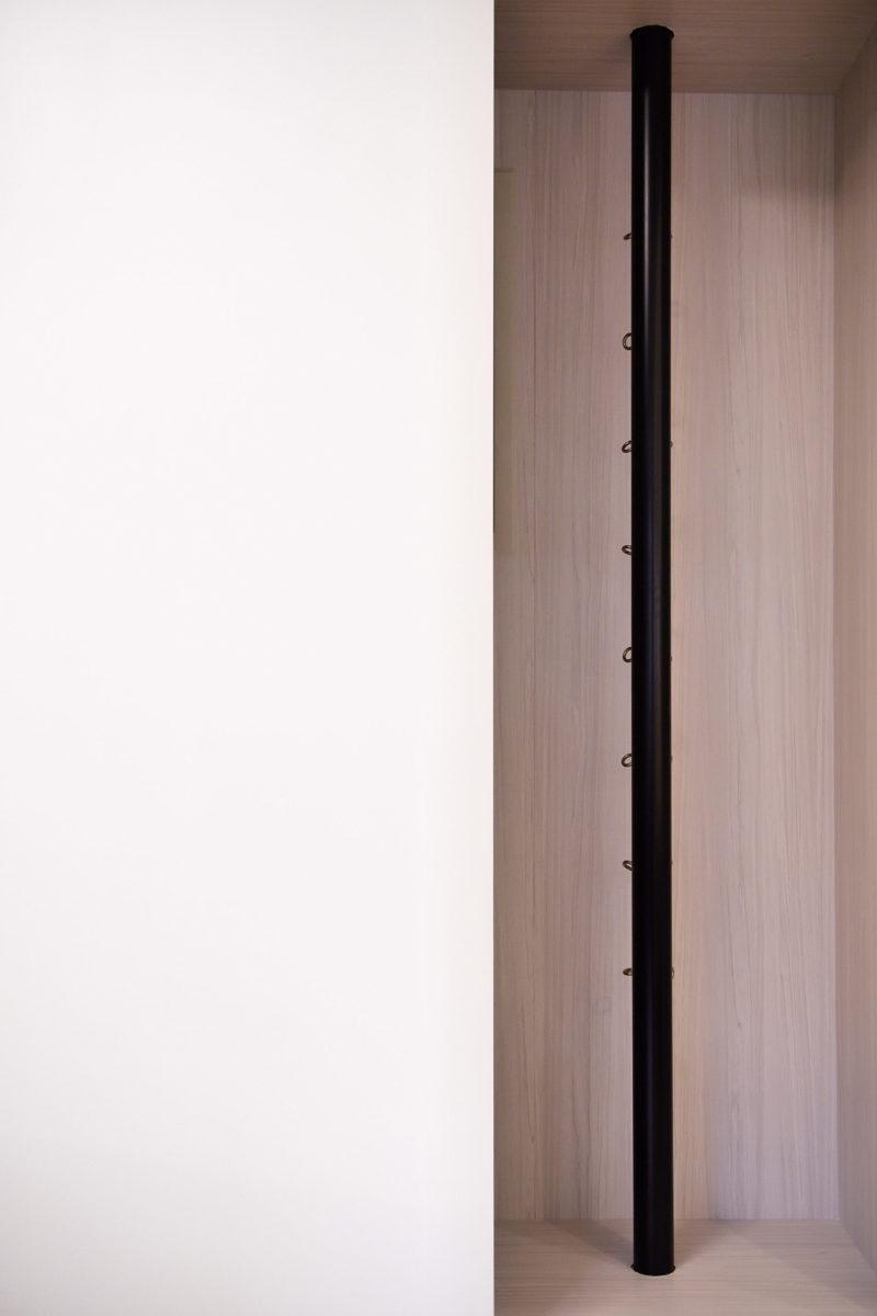 運動,自行設計的抗力柱,拉力繩,簡單好用又好看