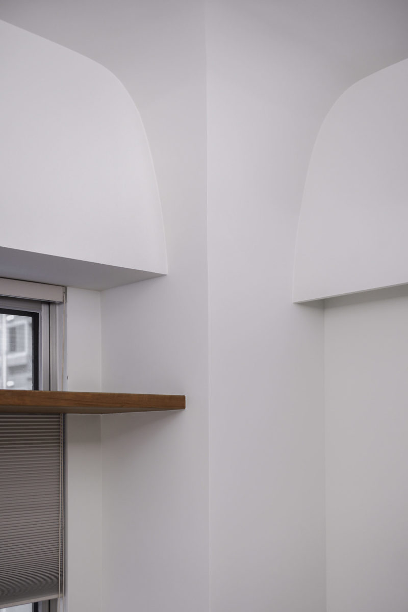 現場快速設計, 細部設計, 柱子與樑的關係