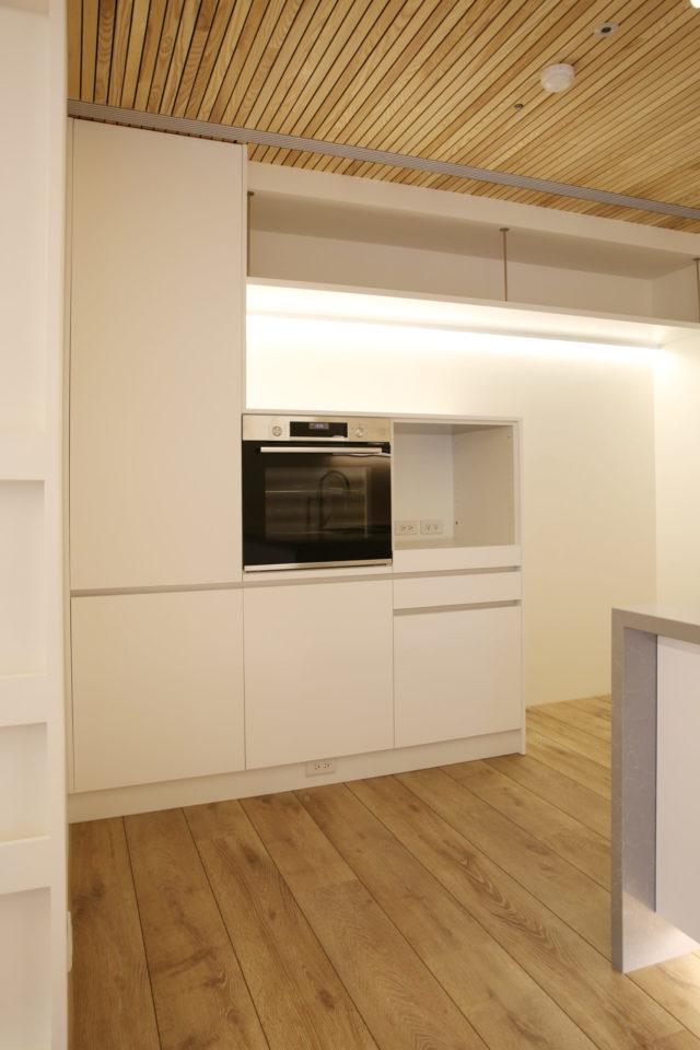 電器區,廚房分區收納