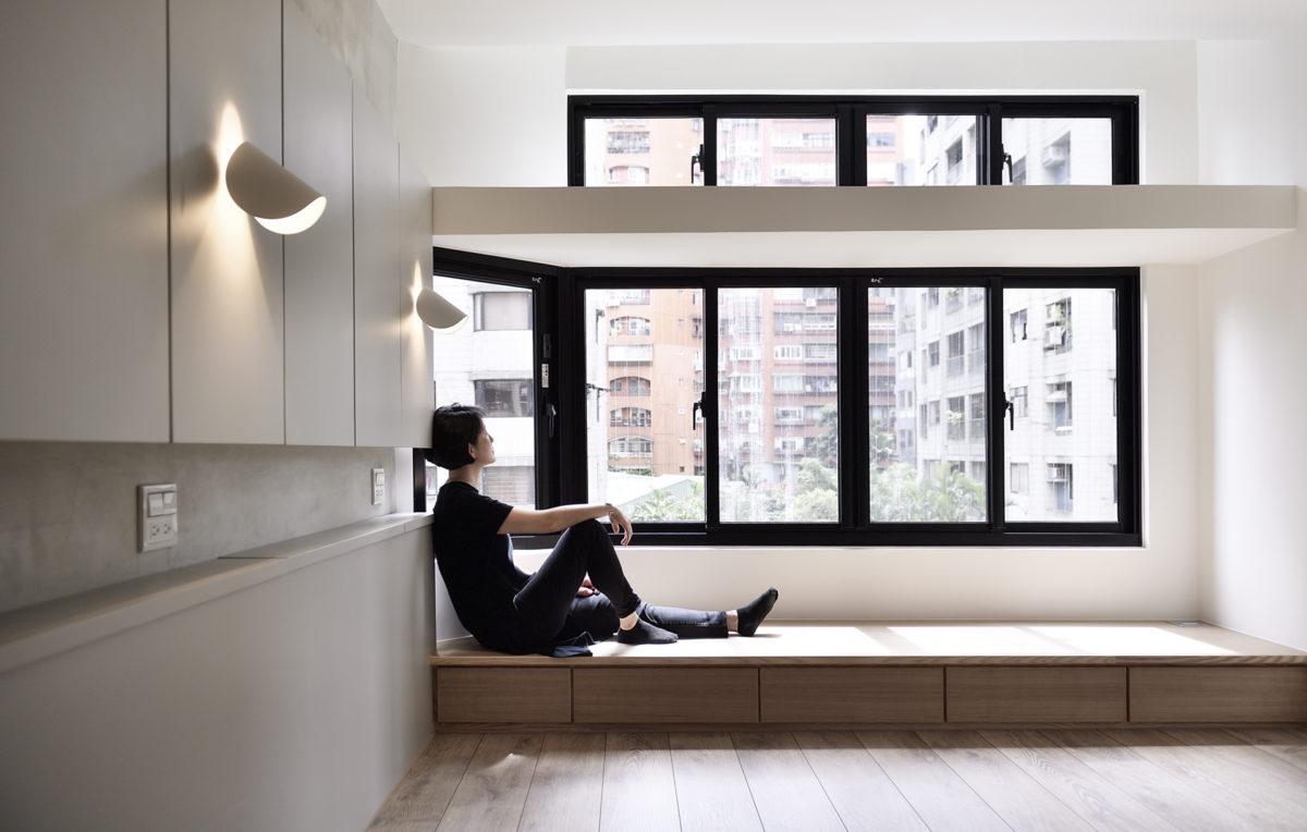 我超愛這個窗邊平台