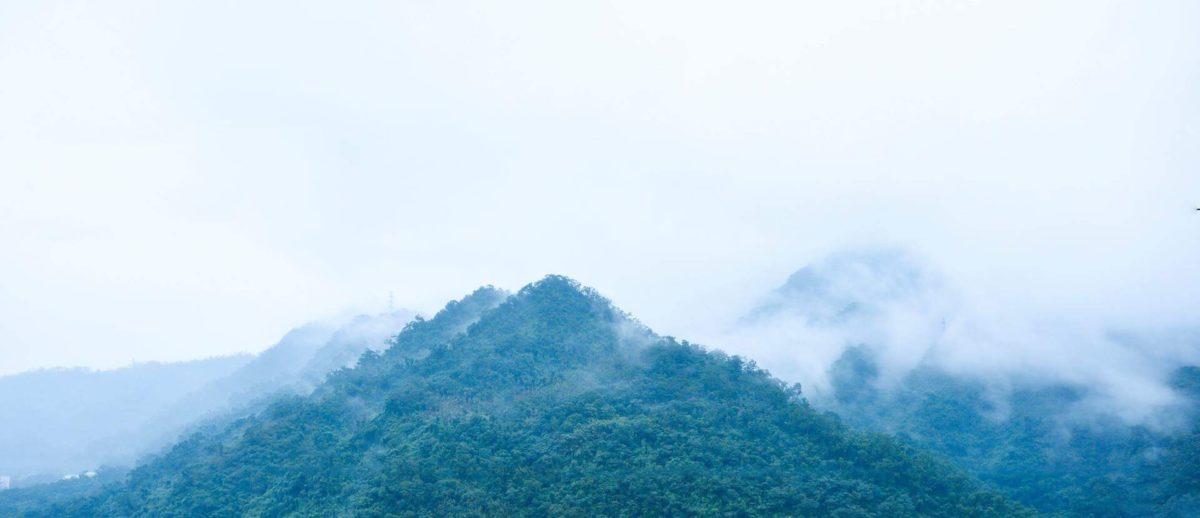 這是一個關於山的故事。 業主熱愛登山露營,看上了這戶位於新店山區的老屋,它正面面對這座山,視野極佳,讓業主甘願忍受較長的通勤時間,享受這片寧靜山景。