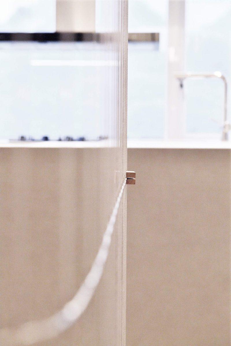 隱形鐵窗是很美的空間元素