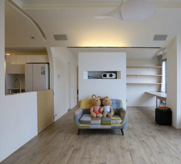 築夢計畫,客廳6