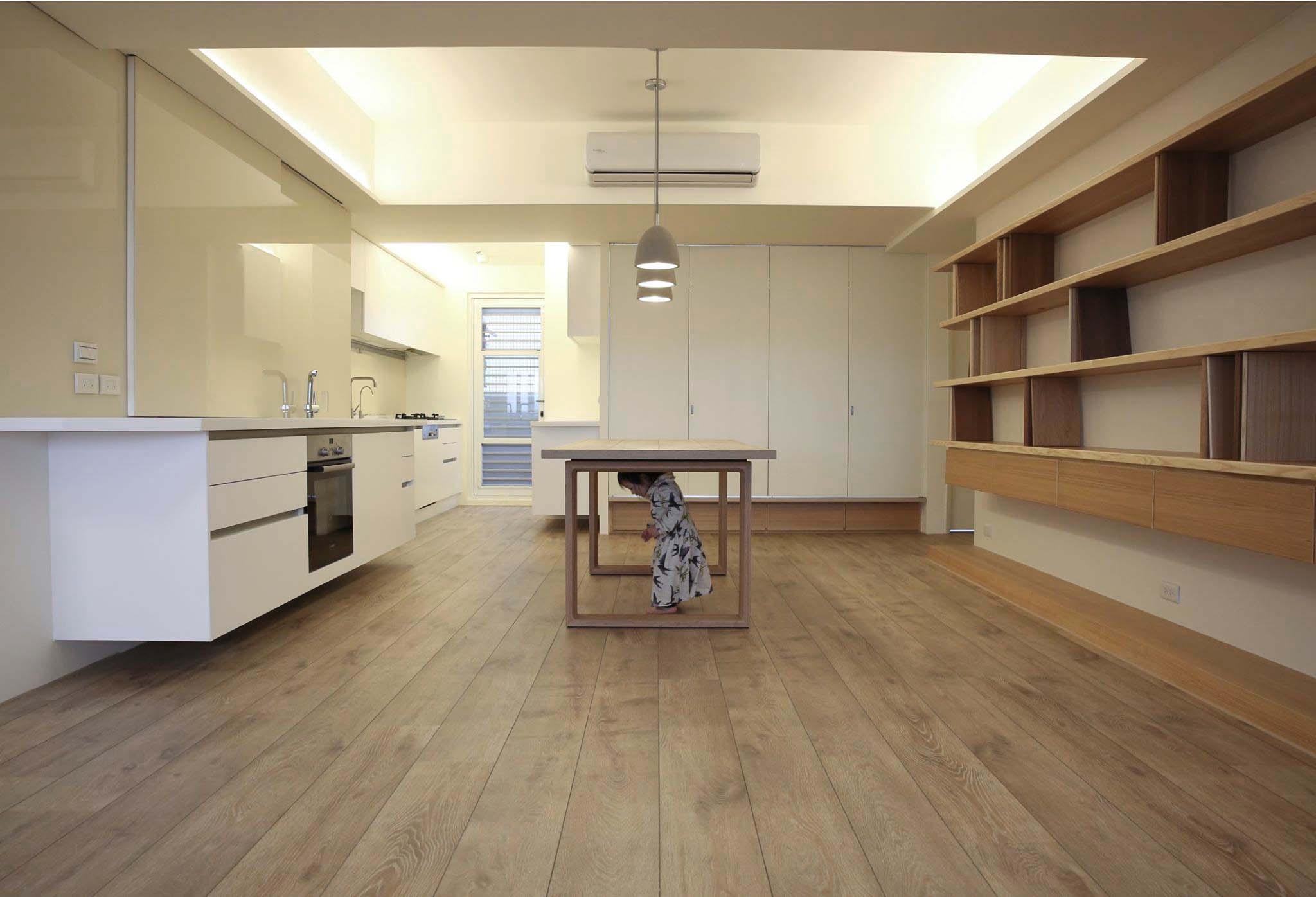 餐廳、廚房與和室