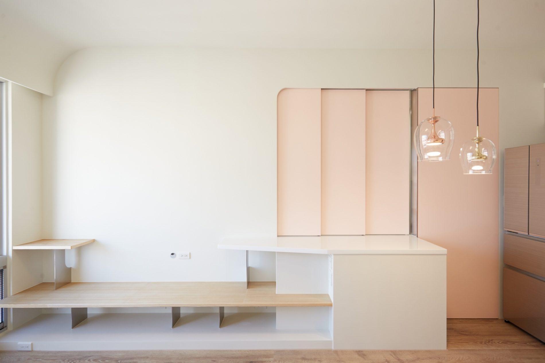 客餐廳,seeddesign,清新小窩